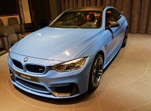 BMW Abu Dhabi Adds New F82 BMW M4 to Its Exclusive Collection