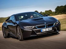 BMW Recalls 16 2015 i8 Models Due to Stability Control Issue