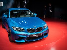 2016 NAIAS: Here Are the First Photos with the 2016 BMW M2 Coupe