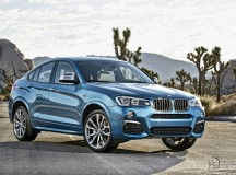 2016 NAIAS: 2016 BMW X4 M40i Officially Introduced