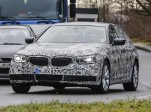 2017 BMW 5-Series Caught on Shots