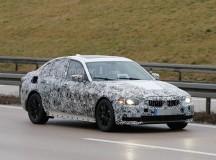 2018 BMW 3-Series Caught on Shots