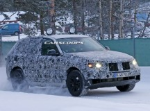 2018 BMW X5 Caught on Shots