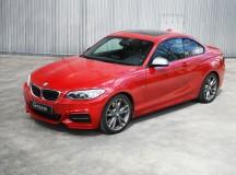 BMW M235i Upgrade Kit by G-Power