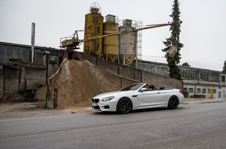 BMW M6 Convertible Power Kit by Noelle Motors