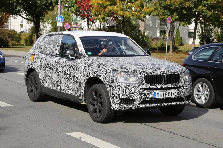 BMW X3 M Spy Shots Revealed