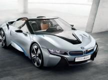 BMW Says i8 Spyder Won`t Arrive Until 2018