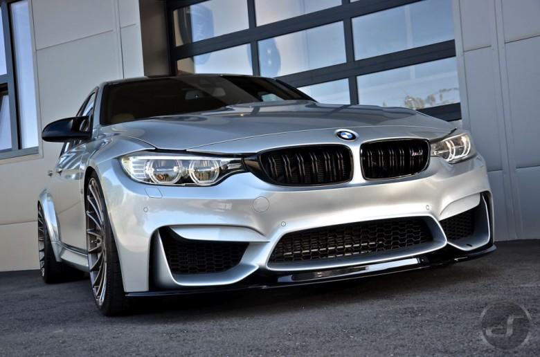Hamann BMW M3 Sedan by DS Automobile