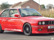 UK: Rare 1989 E30 BMW M3 Johnny Cecotto Can Be Yours from £35,000