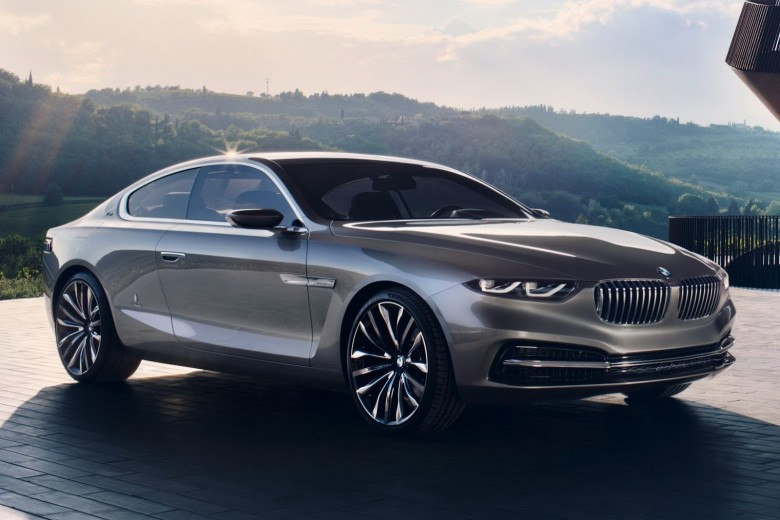 BMW 8-Series Coupe Reportedly Coming in 2020