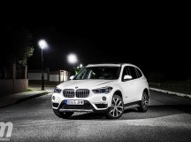 2016 BMW X1 Photo Session in Spain