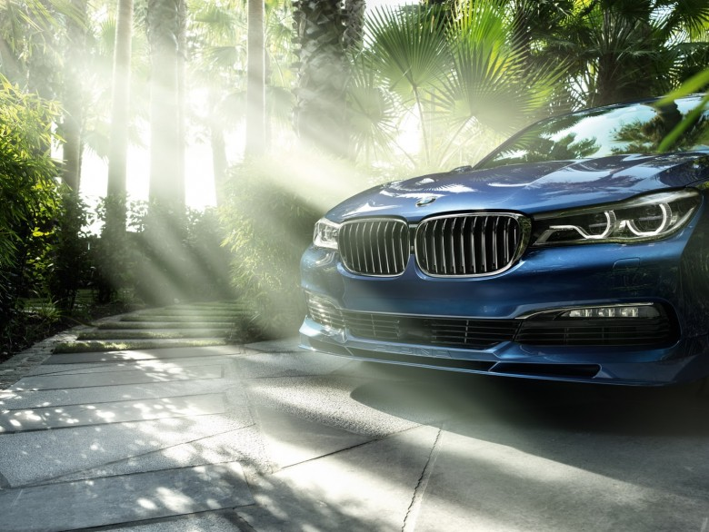 2017 Alpina B7 xDrive Released in First Photos and Video