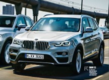 2017 BMW X3 Launched in New Renderings