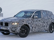 2018 BMW X3 M Caught in New Shots