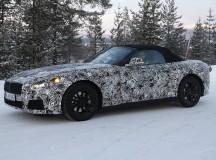 2018 BMW Z5 Spy Video  (1)