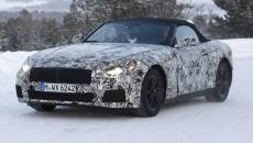 Spy Video: 2018 BMW Z5 Undergoes Snowy Tests