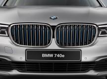 BMW 740e iPerformance Lineup Announced ahead the 2016 Geneva Motor Show