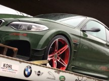 Video: BMW M235i by AC Schnitzer Sits on a Trailer, Might Be Heading to Geneva
