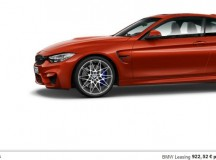 BMW M3 / M4 with Competition Package Configurator Is Now Available Online