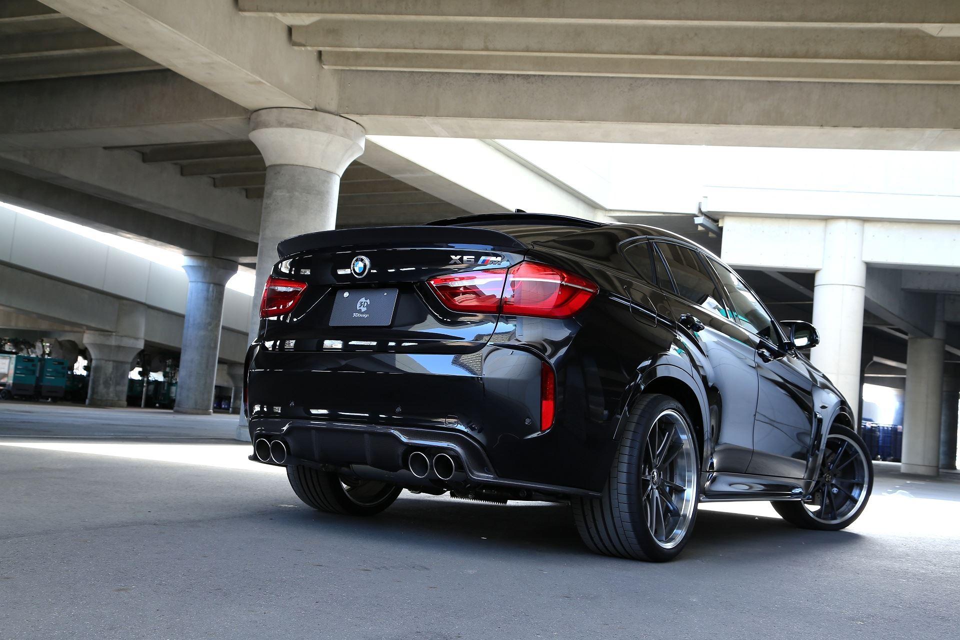 BMW X6 M by 3D Design Is a Real Blast | BMWCoop | BMWCoop