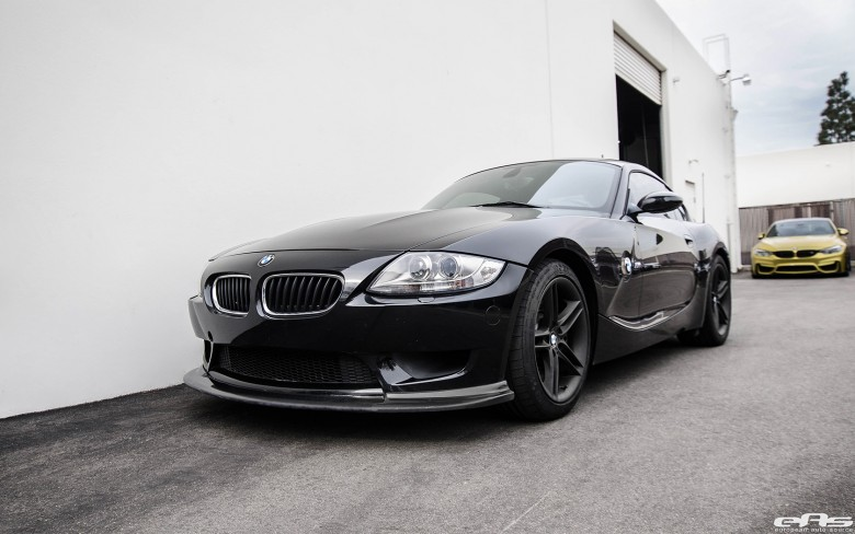 BMW Z4 M Roadster by EAS Is Ready for Some Action on the Track