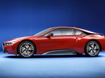 BMW i8 Protonic Red Edition Officially Going to Geneva