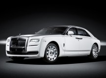 """Rolls-Royce Ghost """"Special Love"""" Is Aimed for China"""