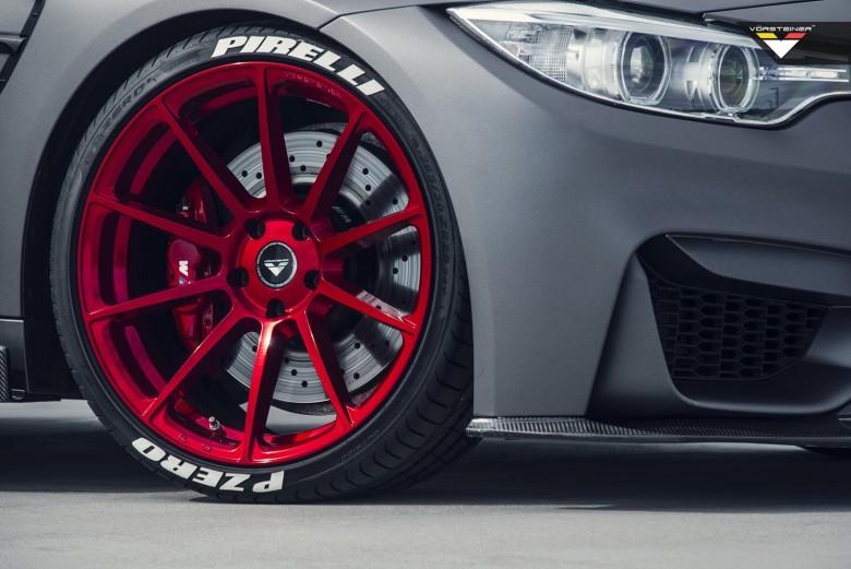 Vorsteiner BMW M4 by R1 Motorsport