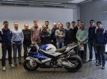 BMW Motorrad Motorsport Offers Training For Technicians