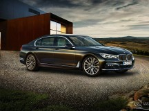 The BMW 7 Series Was Declared The 2016 World Luxury Car