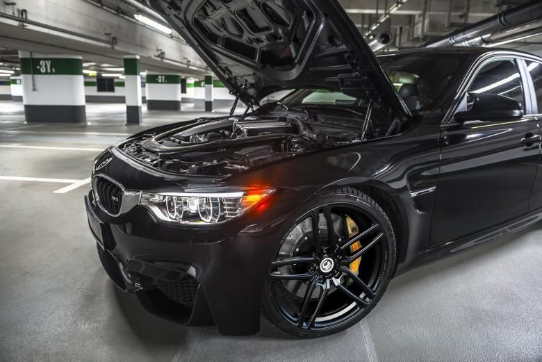 "BMW M3 Sedan ""Bi-Tronik 2 V3"" Power Kit by G-Power"
