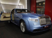 Would You Pay $2.2 Million on a Pininfarina`s Rolls-Royce Hyperion?