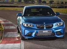 Photos: 2016 BMW M2 Coupe Arrives in South Africa