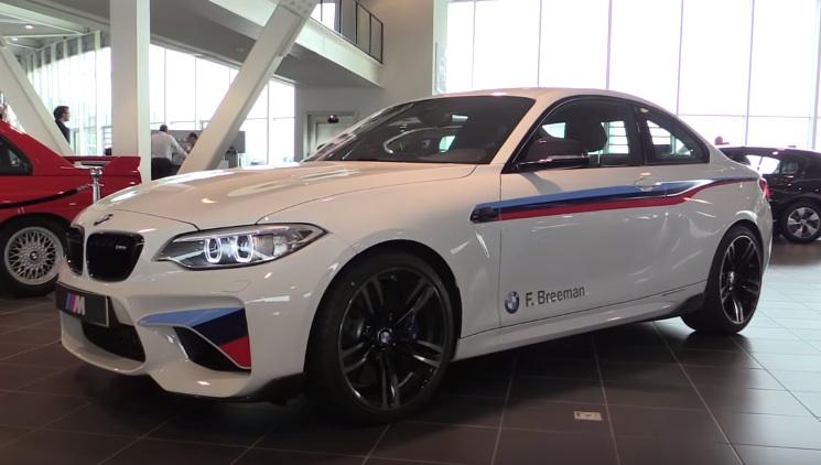 Video: 2016 BMW M2 M Performance Parts Looks Pretty Mean