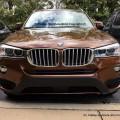 2017 F25 BMW X3 Spy Photos (6)