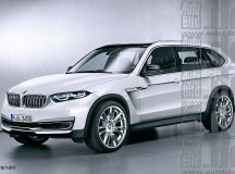 2018 BMW X7 Is on the Go, Will Be Launched in Europe Too, Australia Would Follow