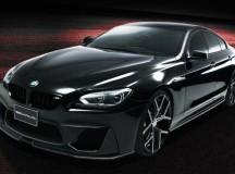 BMW 6-Series Black Bison by Wald International