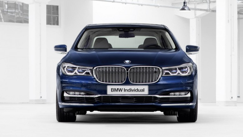 """BMW Celebrates Centennial with Limited 7-Series """"THE NEXT 100 YEARS"""""""