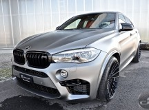 BMW X6 M by DS Automobile Looks Smashing