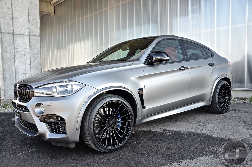 Bmw X6 M By Ds Automobile Looks Smashing Bmwcoop