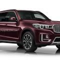 BMW X7 Rendering  (1)