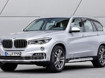BMW X7 Launched in New Renderings, Confirmed for Official Launch in 2019