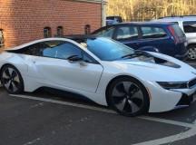 New BMW i8 – Car Rental & Test Drive
