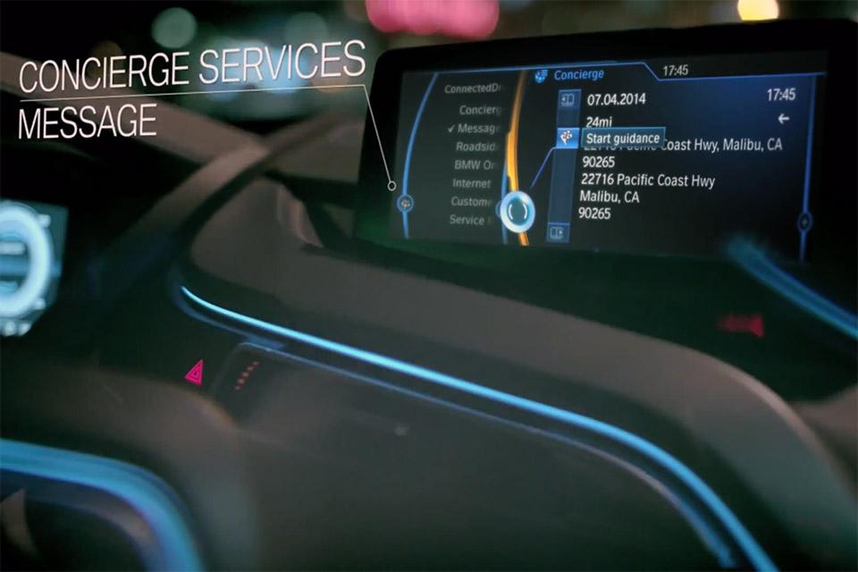 BMW i8 Concierge Services