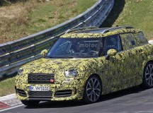 MINI Countryman John Cooper Works Scooped on the Ring