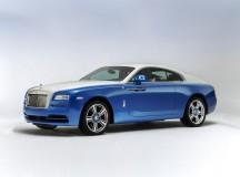 Rolls-Royce Nautical Wraith Breaks Cover