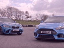 Place Your Bets: BMW M2 Coupe or Ford Focus RS?