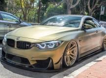 Video Reveals One-Off BMW M4 by RevoZport in Monaco