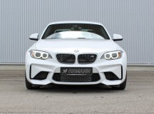 2016 BMW M2 Coupe Looks Aggressive with the New Hamann Kit
