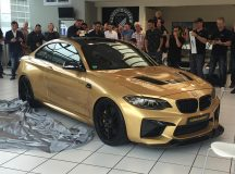 BMW M2 MH2 630 by Manhart Means Business